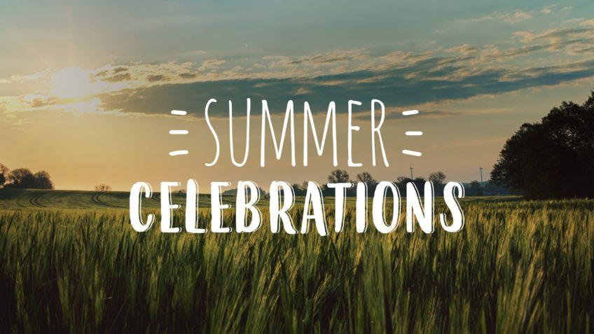 Summer Celebration 2018